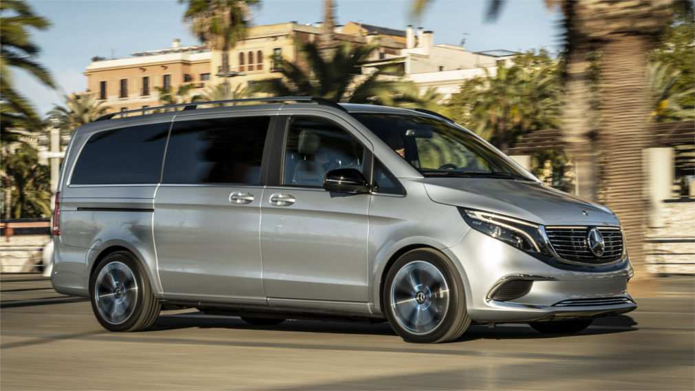 63 The Mercedes Vito 2019 Performance