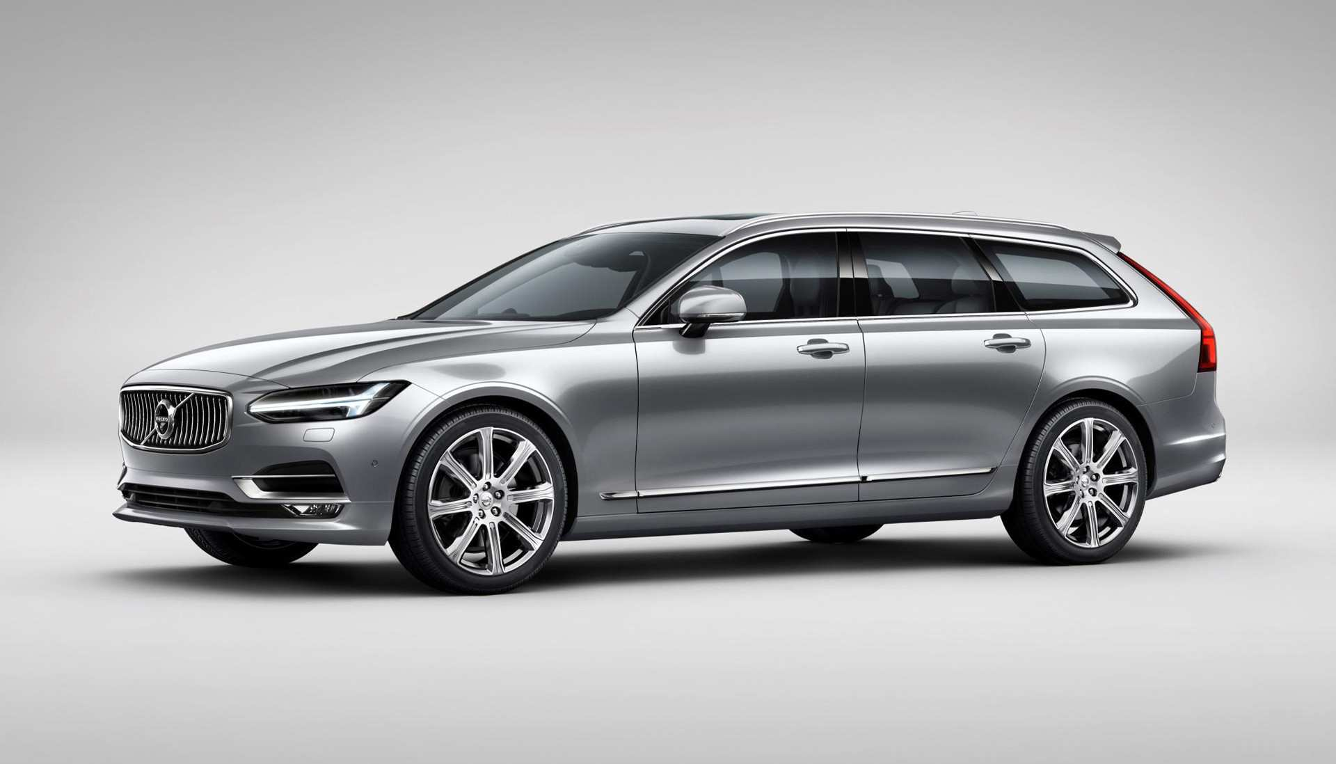63 The Volvo S90 2020 Facelift Photos