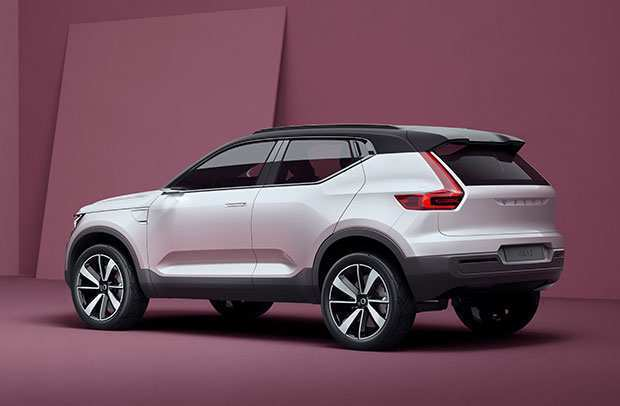 63 The Volvo To Go Electric By 2019 Wallpaper