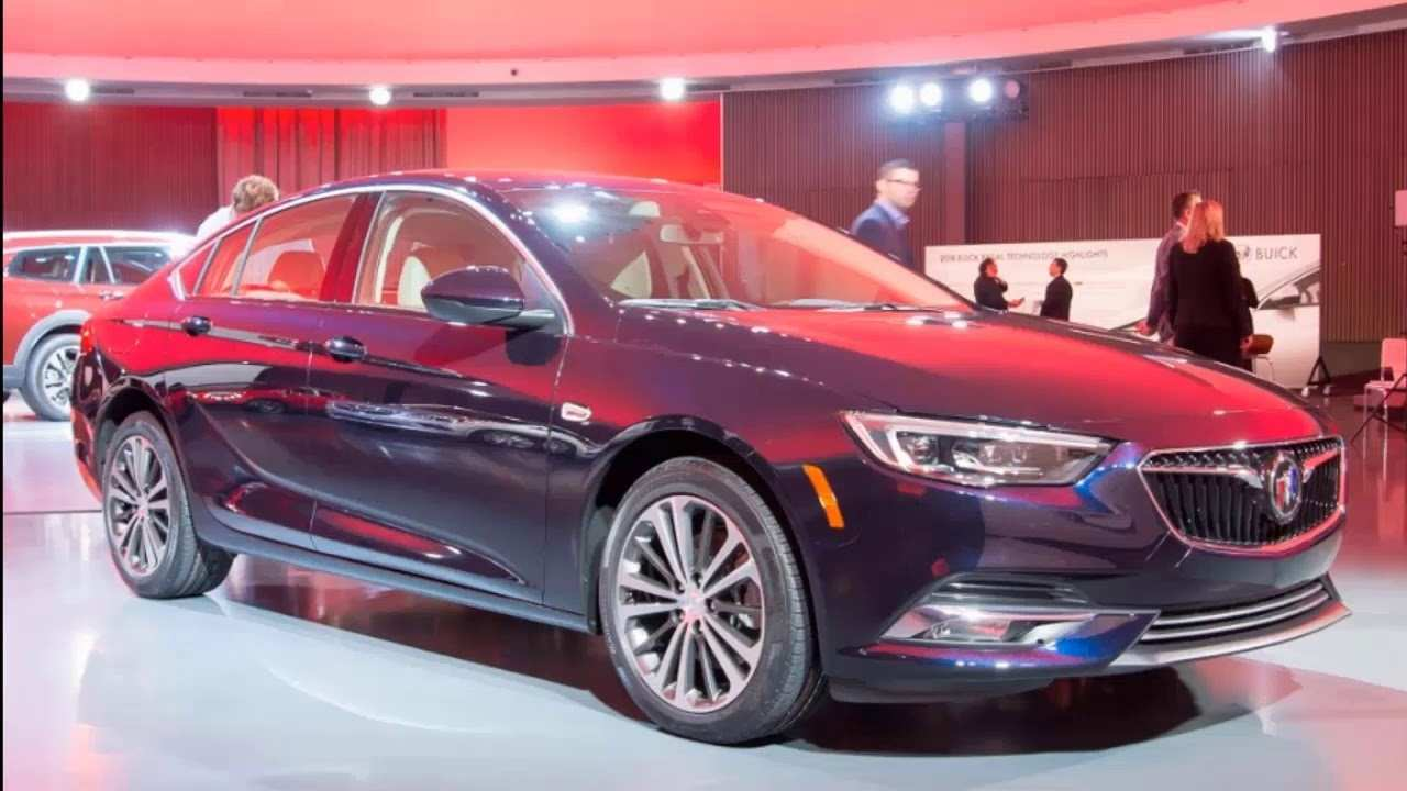 64 A 2019 Buick Grand Nationals Price And Release Date