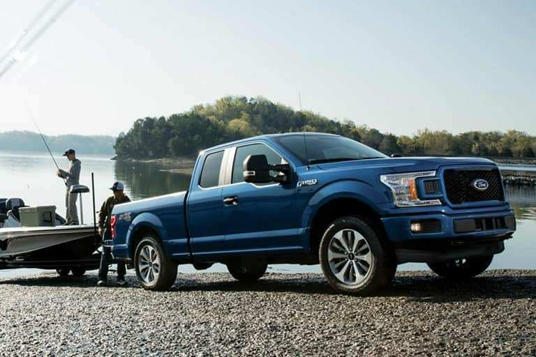 64 A 2019 Ford F100 First Drive