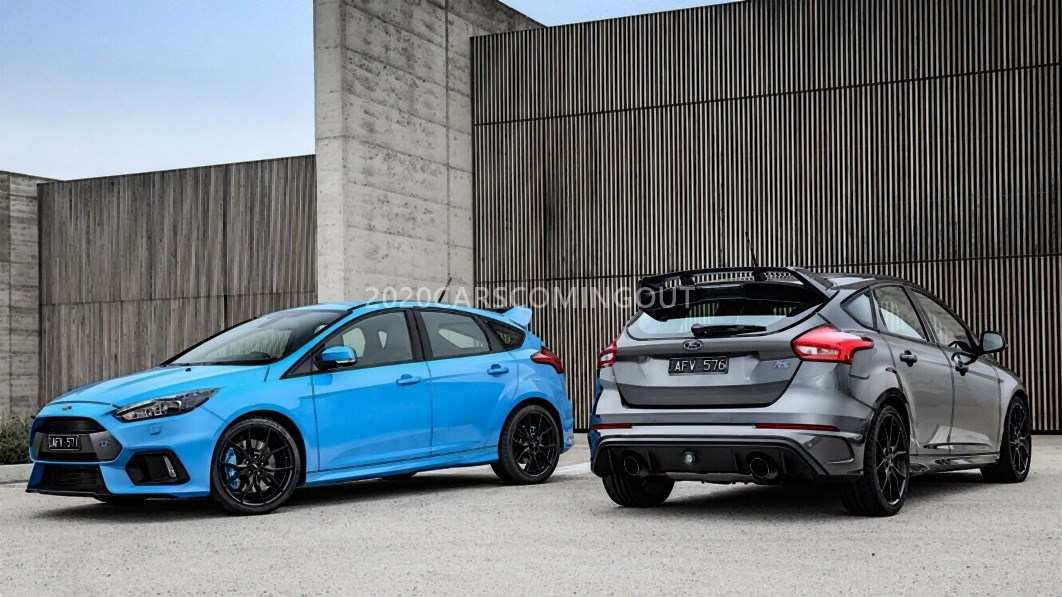64 A 2019 Ford Focus RS New Model And Performance