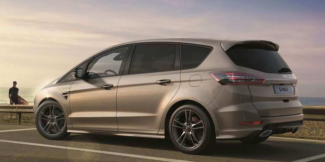 64 A 2019 Ford Galaxy Images