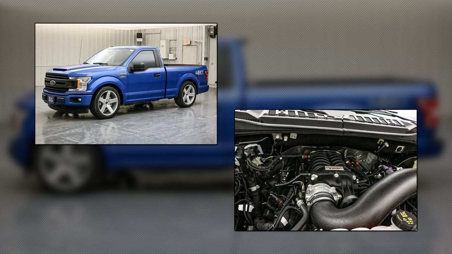 64 A 2019 Ford Lightning Pictures
