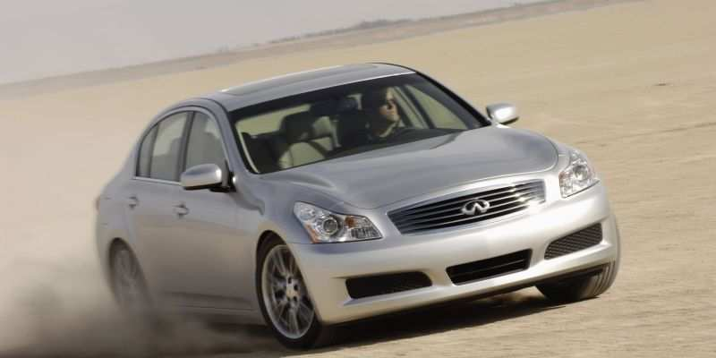 64 A 2019 Infiniti G35 Performance And New Engine