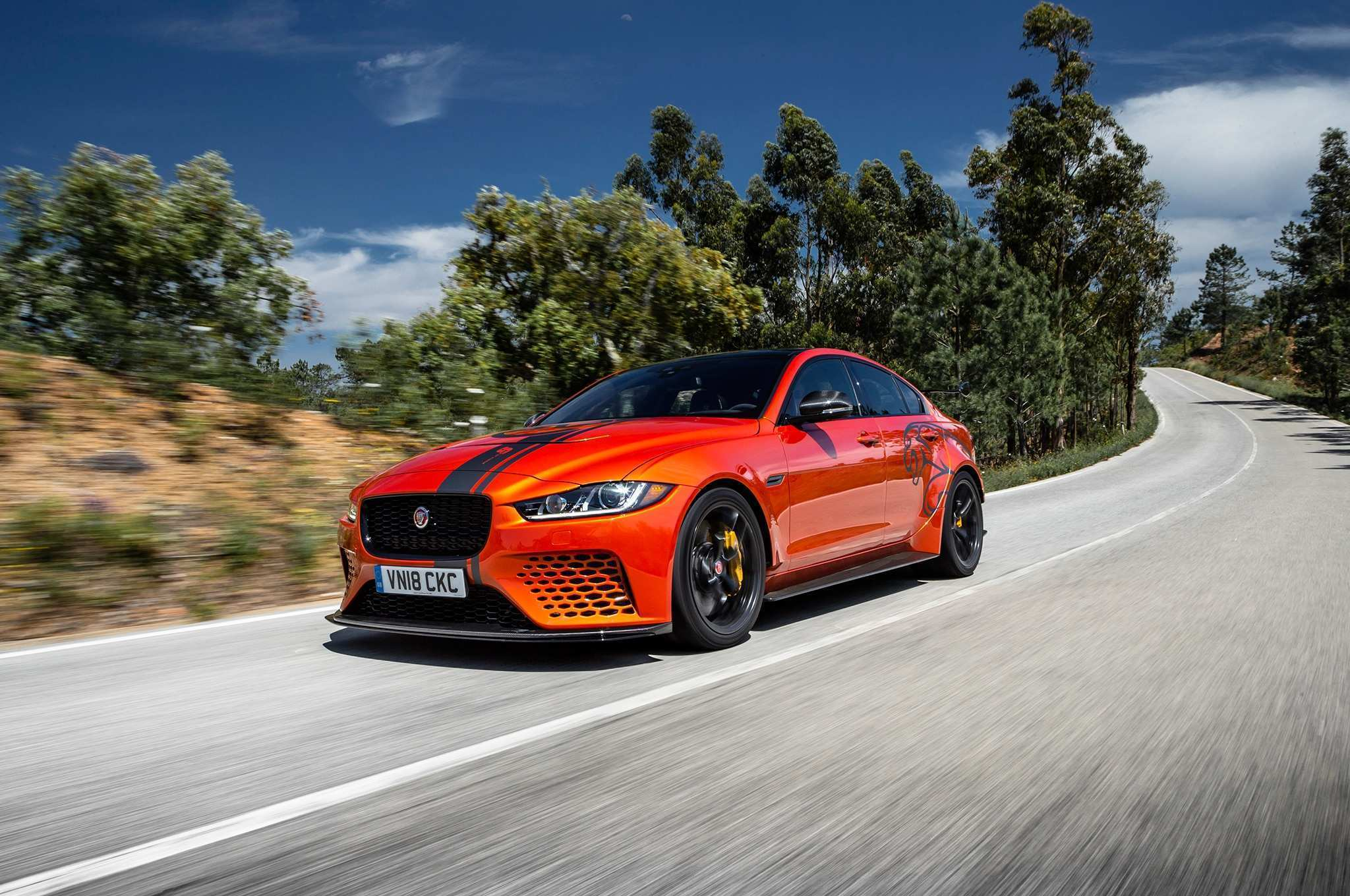 64 A 2019 Jaguar Project 8 Review And Release Date