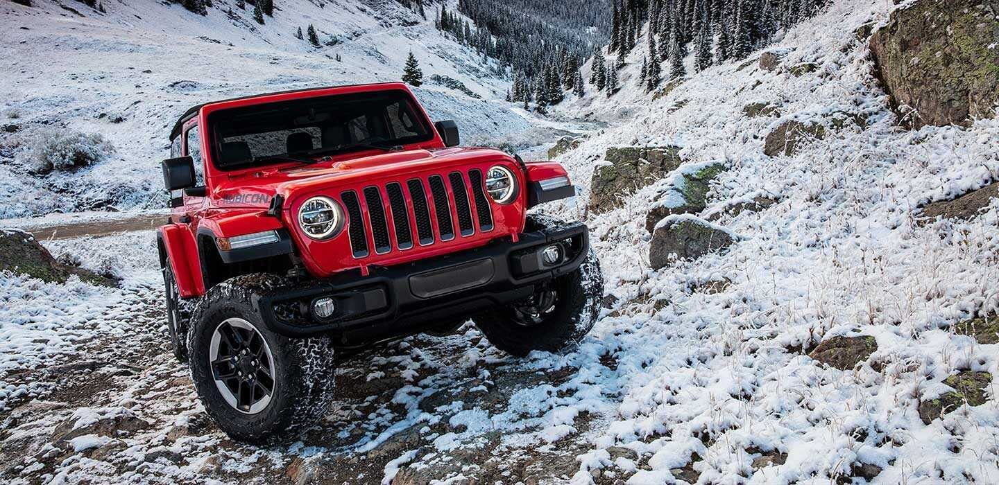 64 A 2019 Jeep Build And Price New Model And Performance