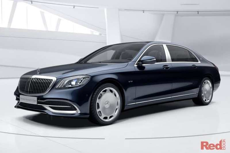 64 A 2019 Mercedes Maybach S650 Style