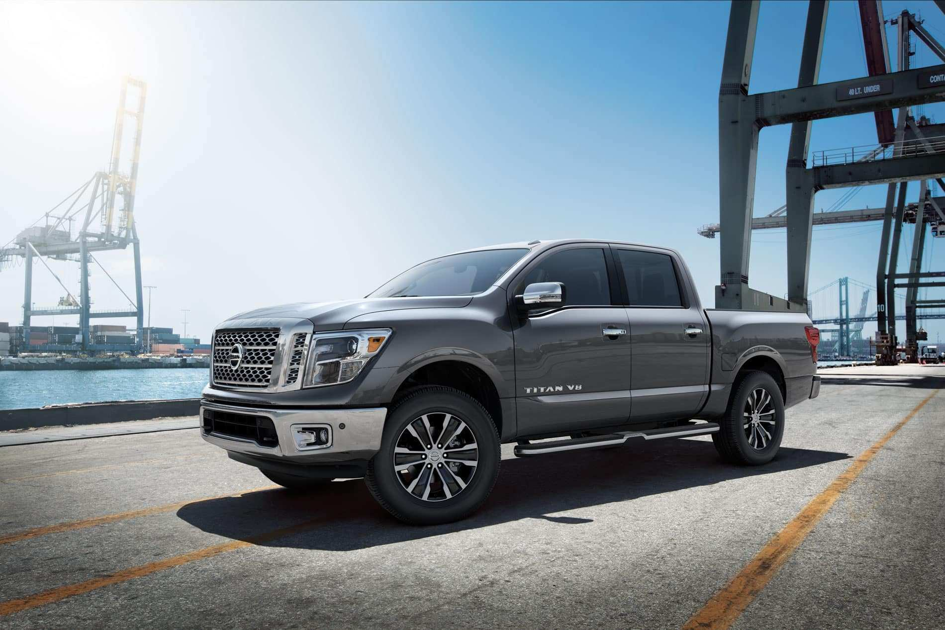 64 A 2019 Nissan Titan Performance