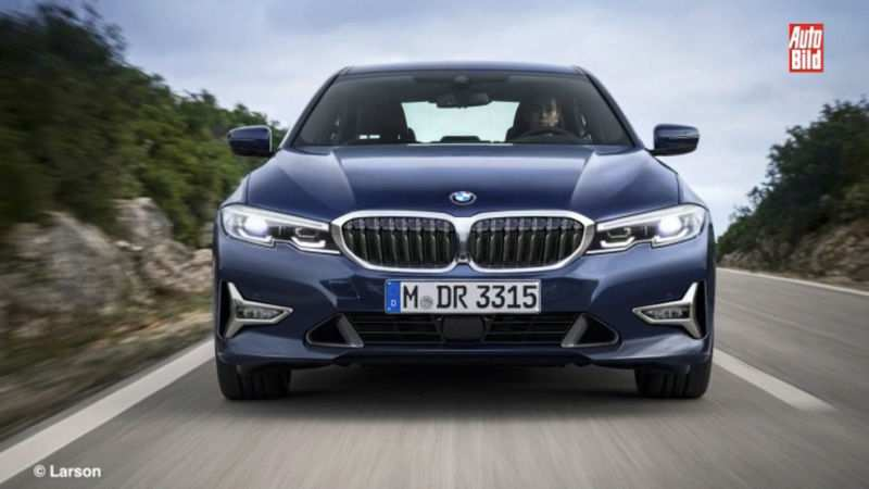 64 A 2019 Spy Shots BMW 3 Series Review