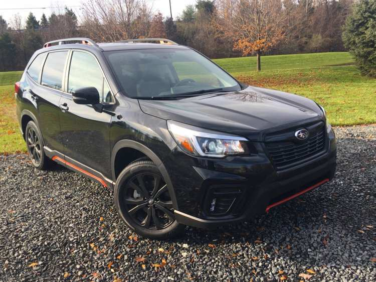 64 A 2019 Subaru Forester Research New