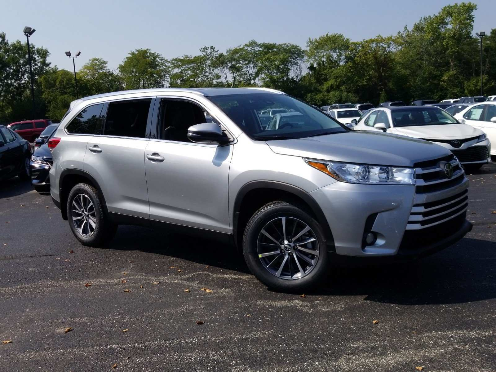 64 A 2019 Toyota Highlander Redesign And Review
