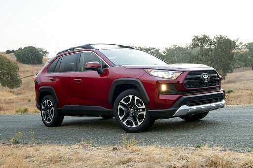 64 A 2019 Toyota RAV4 Redesign And Concept