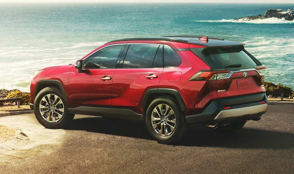 64 A 2019 Toyota Rav4 Jalopnik Redesign And Concept