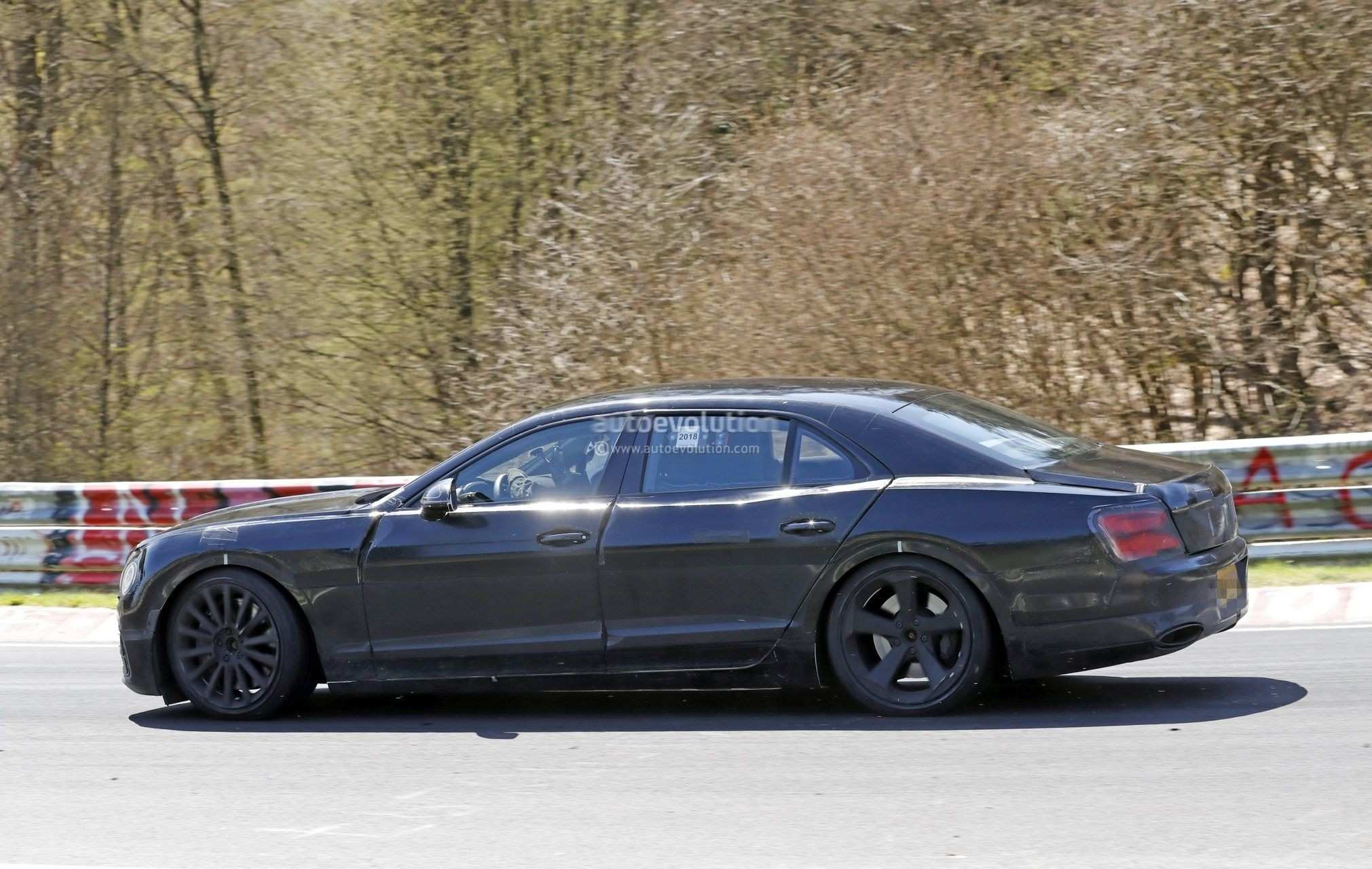 64 A 2020 Bentley Flying Spur Release Date
