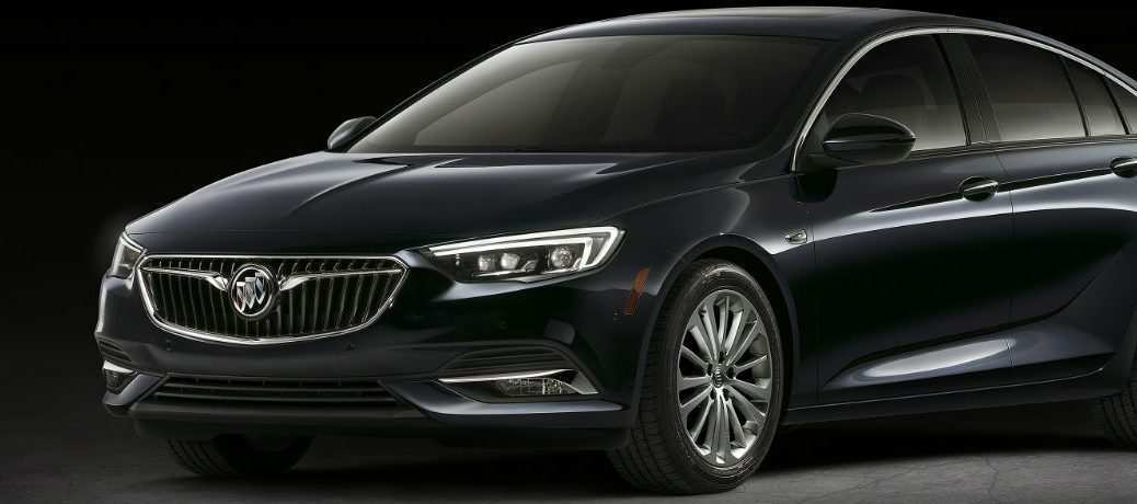 64 A 2020 Buick Regal Sportback Overview