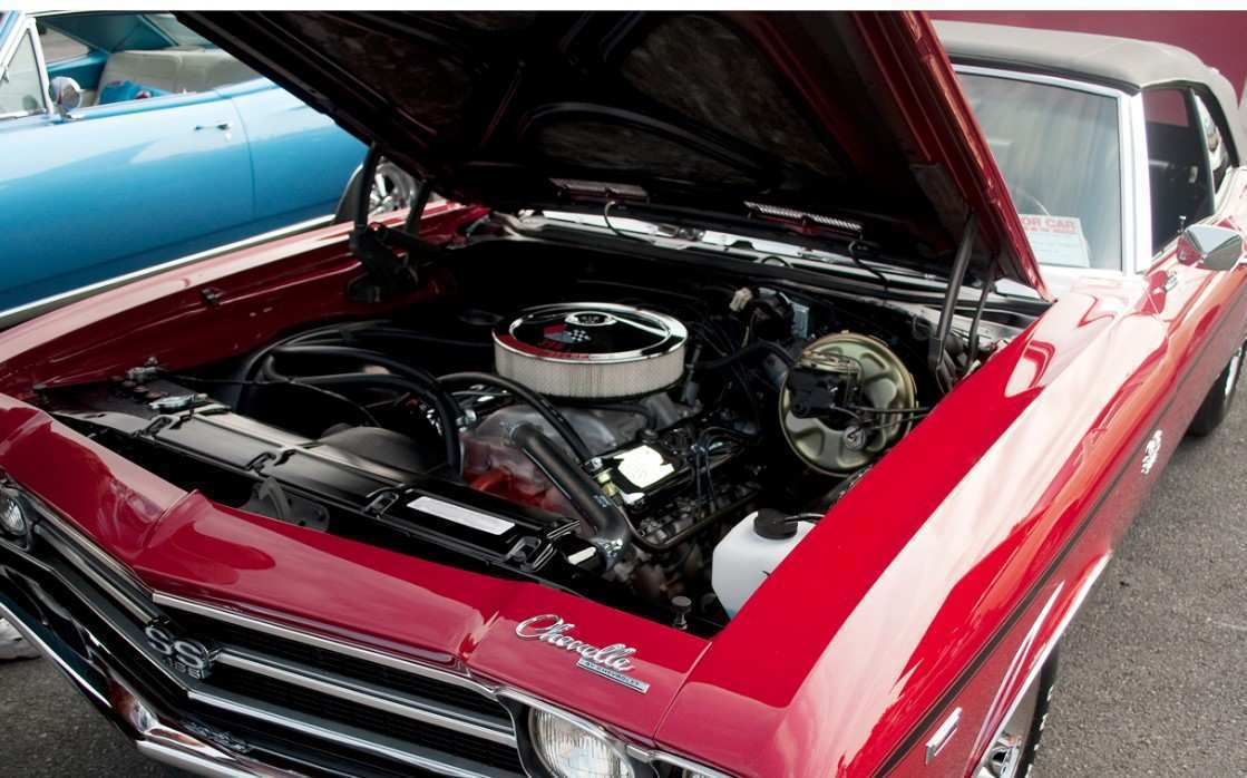 64 A 2020 Chevelle History