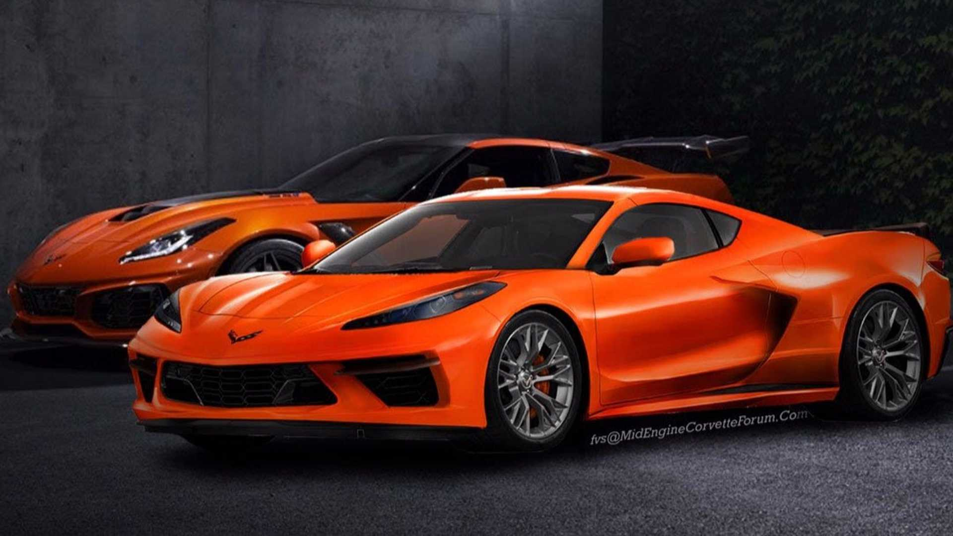 64 A 2020 Chevrolet Corvette Images Price