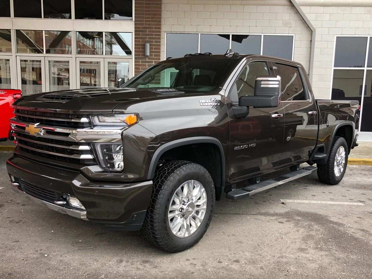 64 A 2020 Chevy 2500Hd Images