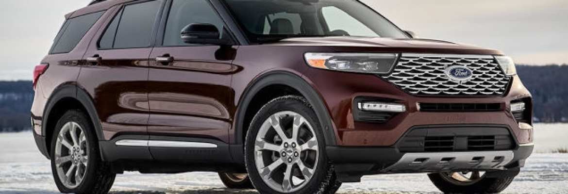 64 A 2020 Ford Explorer Jalopnik Photos