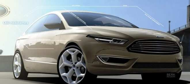 64 A 2020 Ford Taurus Spy Research New