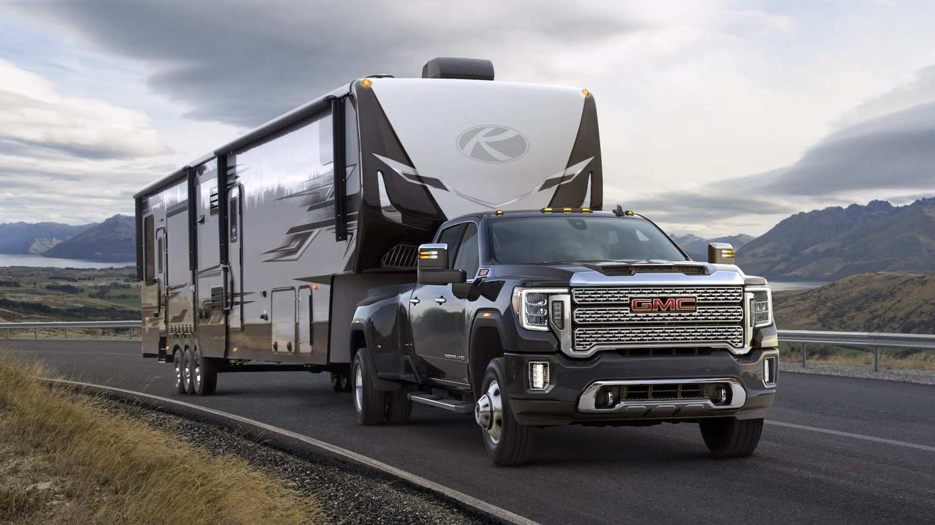 64 A 2020 GMC Lineup Photos