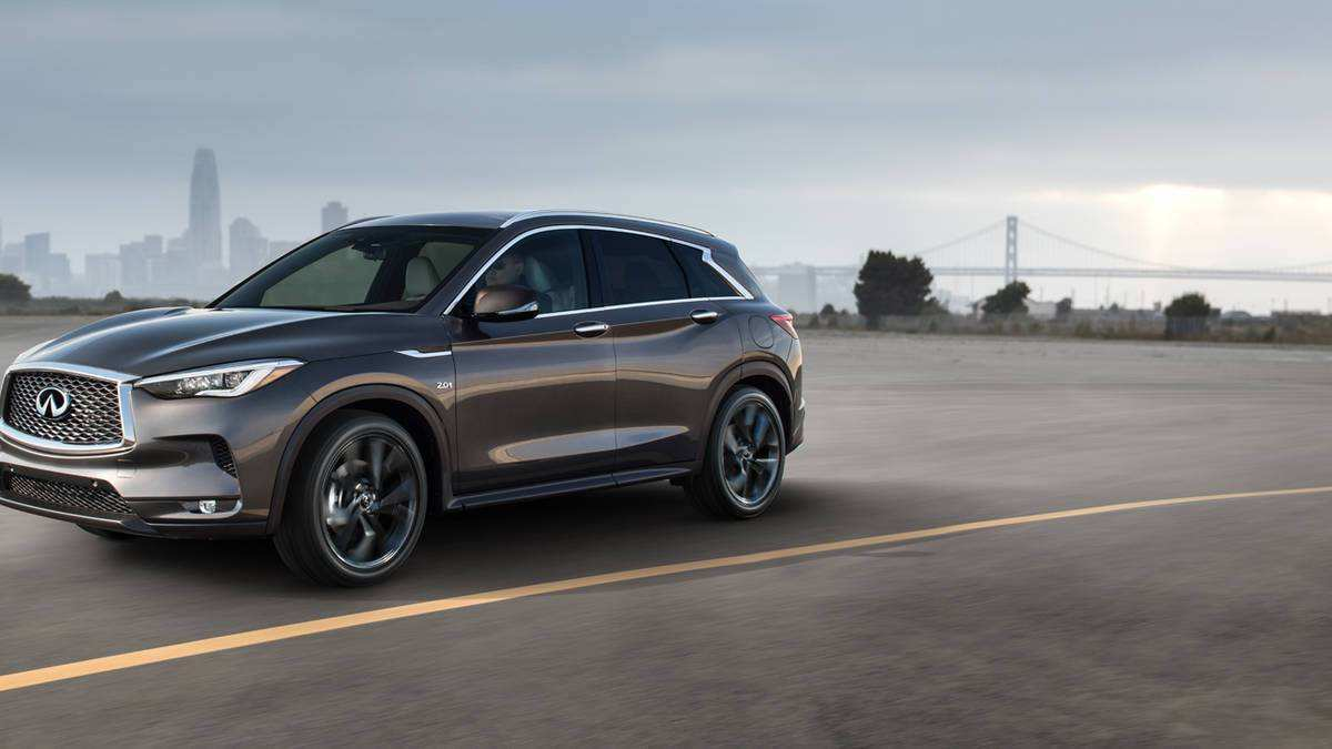 64 A 2020 Infiniti QX50 Price And Review