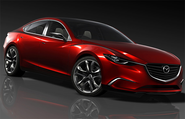 64 A 2020 Mazda 6 Coupe Concept And Review