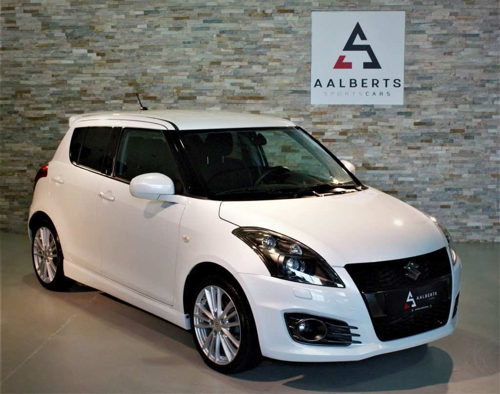 64 A 2020 New Suzuki Swift Sport Spy Shoot