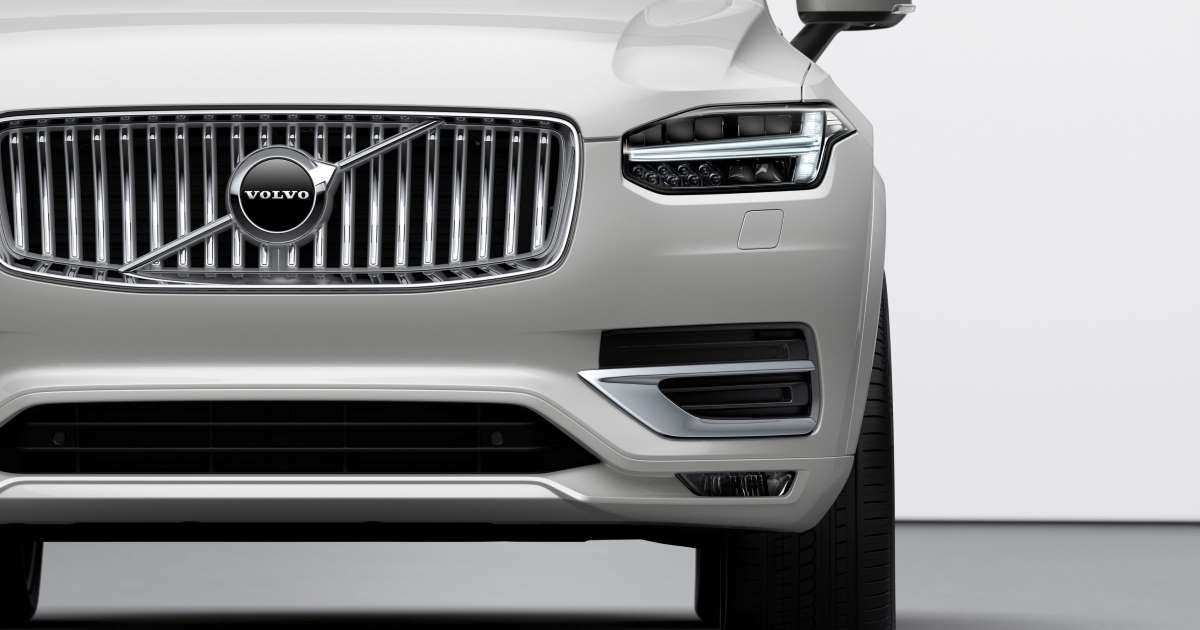 64 A 2020 Volvo XC90 Redesign