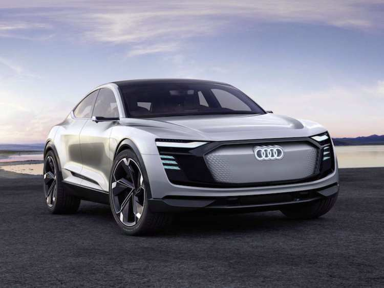64 A Audi Electric Suv 2020 Photos