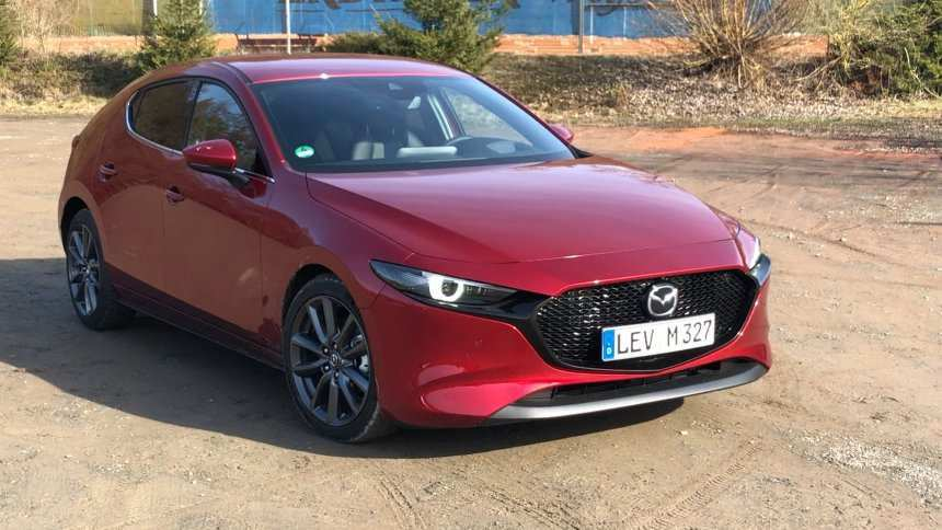 64 A Mazda 3 2019 Forum First Drive