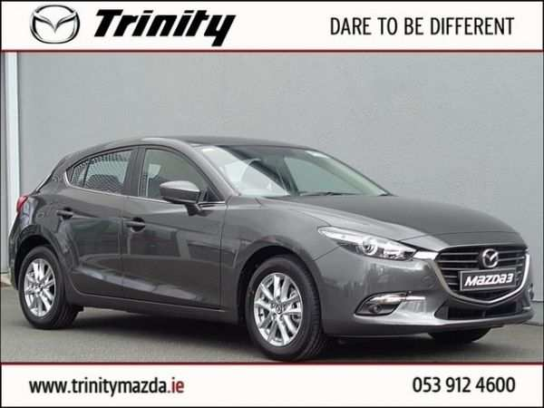 64 A Mazda 6 2019 White Speed Test