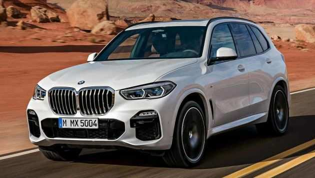 64 A Next Gen BMW X5 Suv Concept And Review