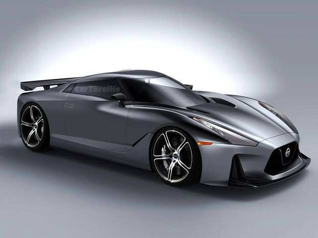 64 A Nissan Gtr 2020 Concept New Review