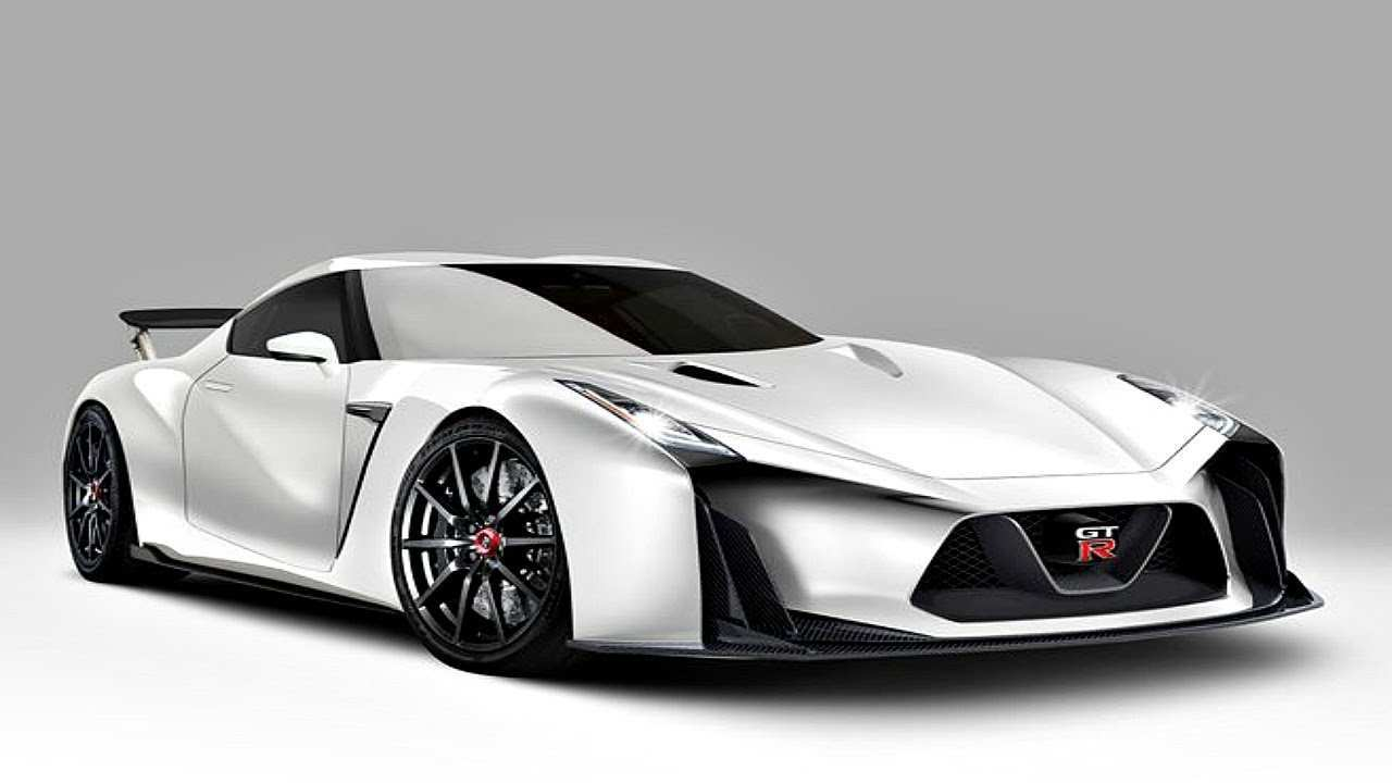 64 A Nissan Gtr R36 2020 Price Pictures
