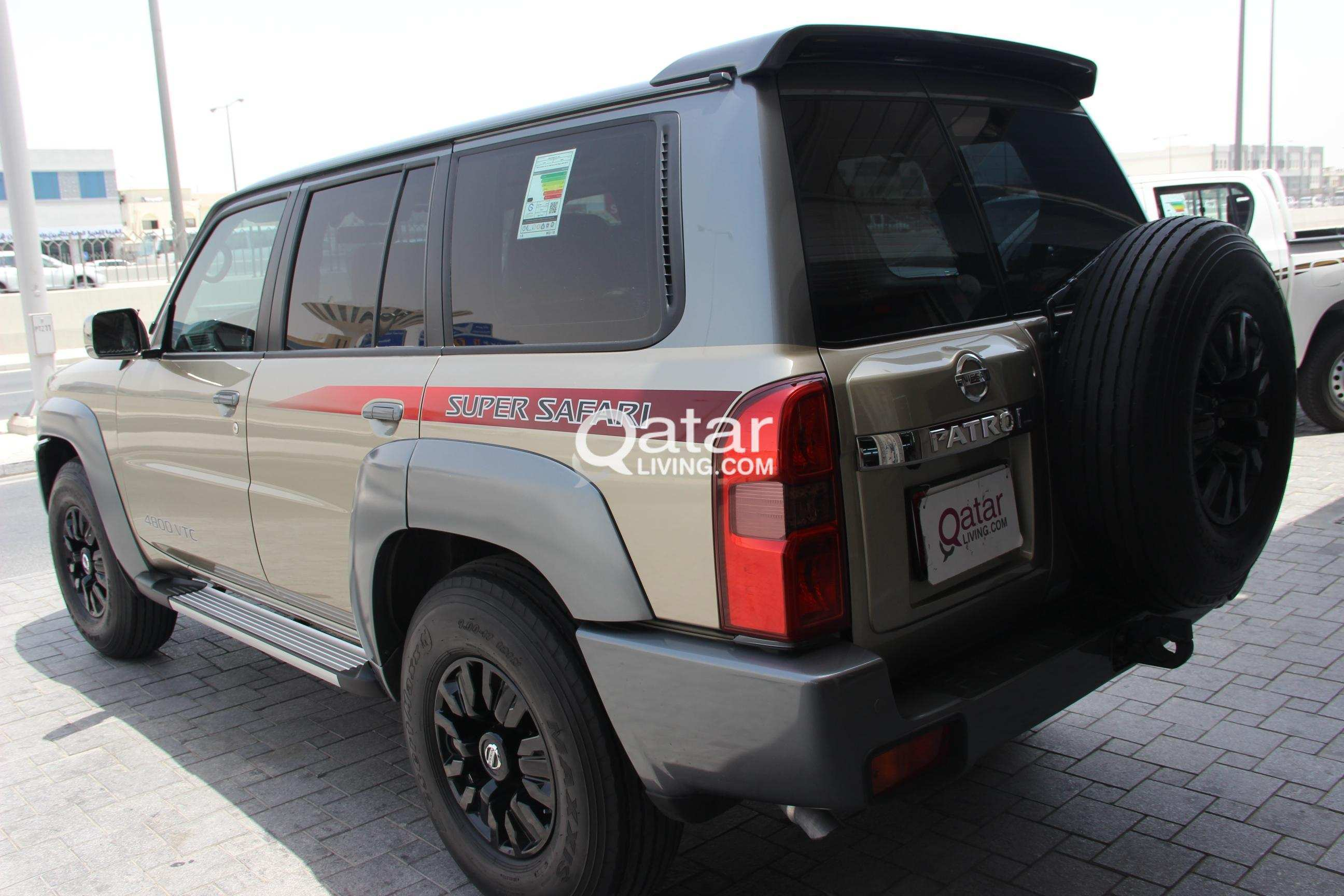 64 A Nissan Super Safari 2019 Photos