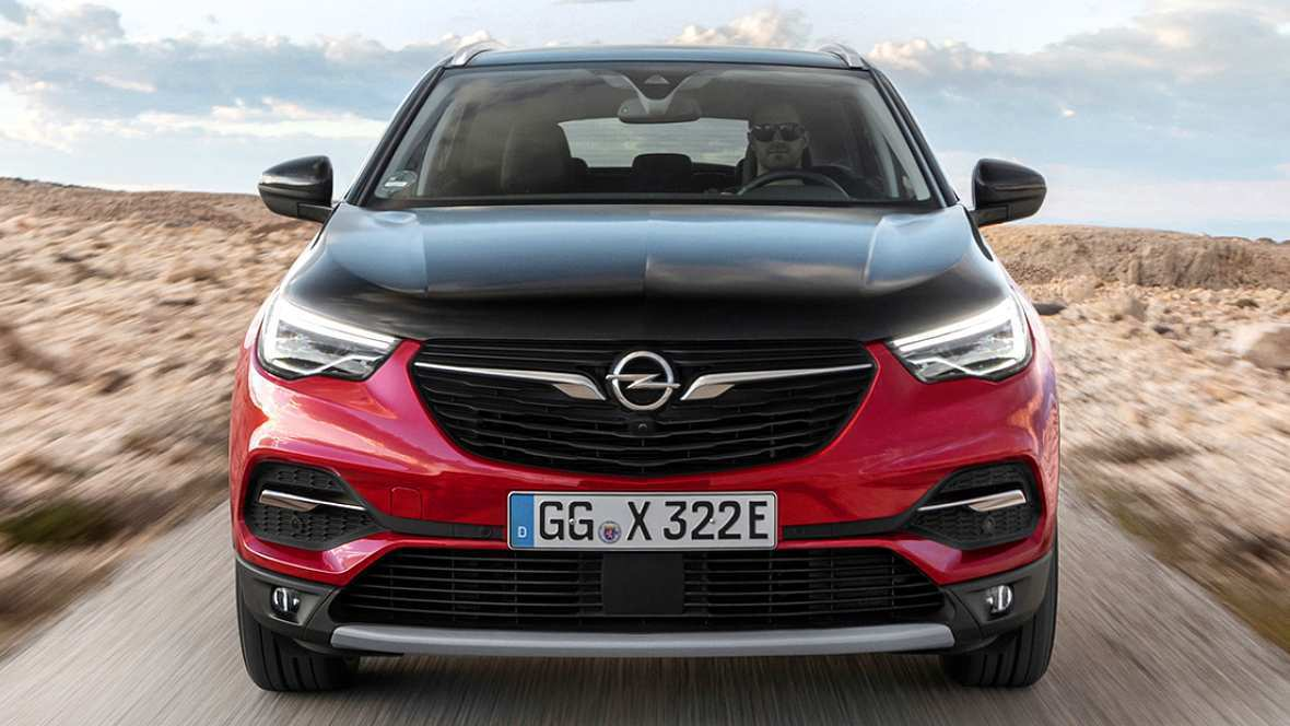 64 A Opel Grandland X Facelift 2020 Pricing