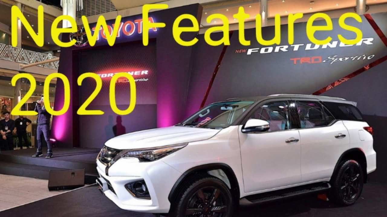 64 A Toyota Fortuner New Model 2020 Exterior And Interior