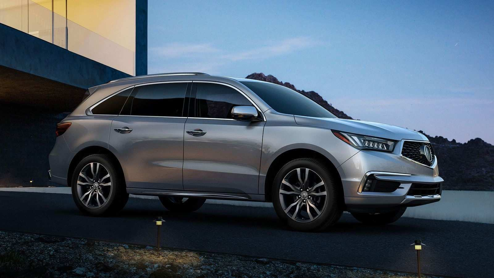 64 All New 2019 Acura Mdx Rumors Concept