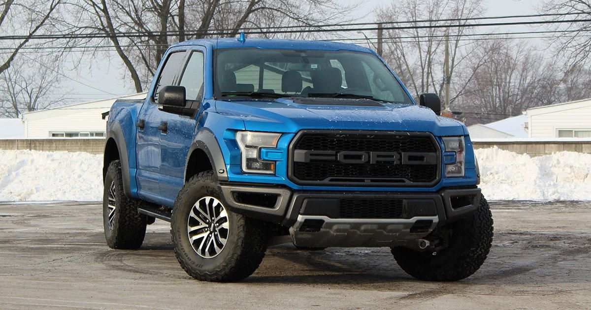 64 All New 2019 All Ford F150 Raptor First Drive