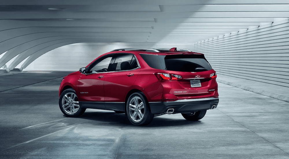 64 All New 2019 Chevy Equinox Redesign And Review
