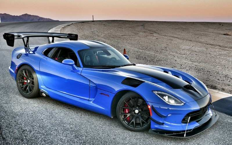 64 All New 2019 Dodge Viper ACR Redesign And Review