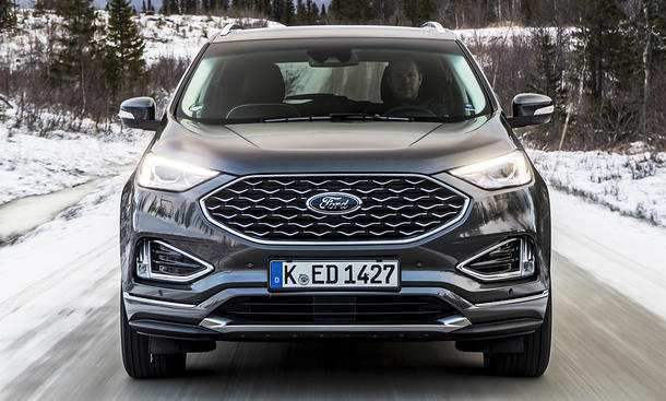64 All New 2019 Ford Edge Research New