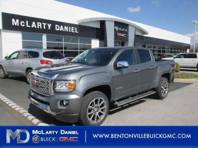 64 All New 2019 GMC Canyon Denali Speed Test