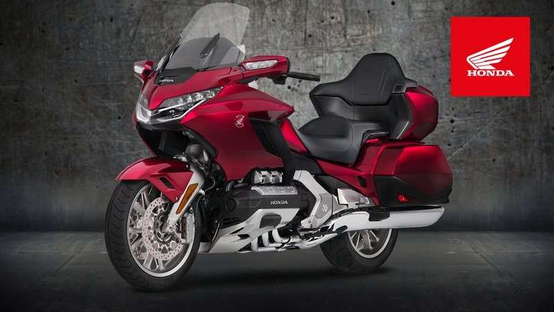 64 All New 2019 Honda Gold Wing Redesign