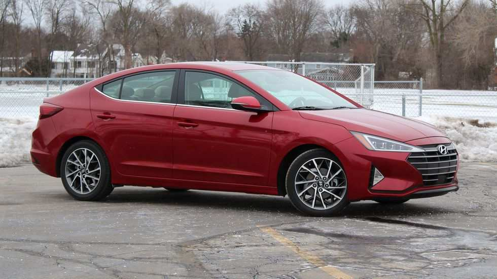 64 All New 2019 Hyundai Elantra Concept And Review