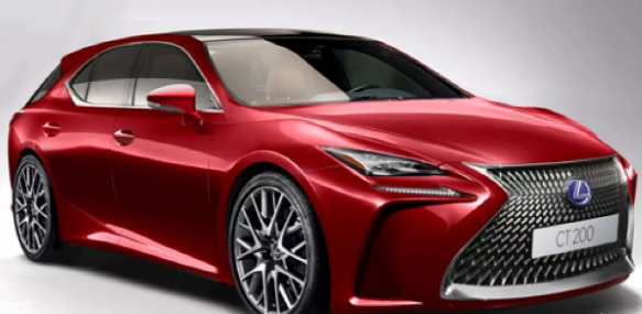 64 All New 2019 Lexus CT 200h Ratings