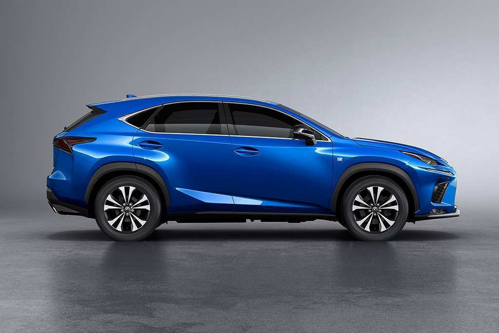 64 All New 2019 Lexus NX 200t Images