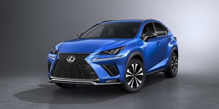 64 All New 2019 Lexus Nx Performance